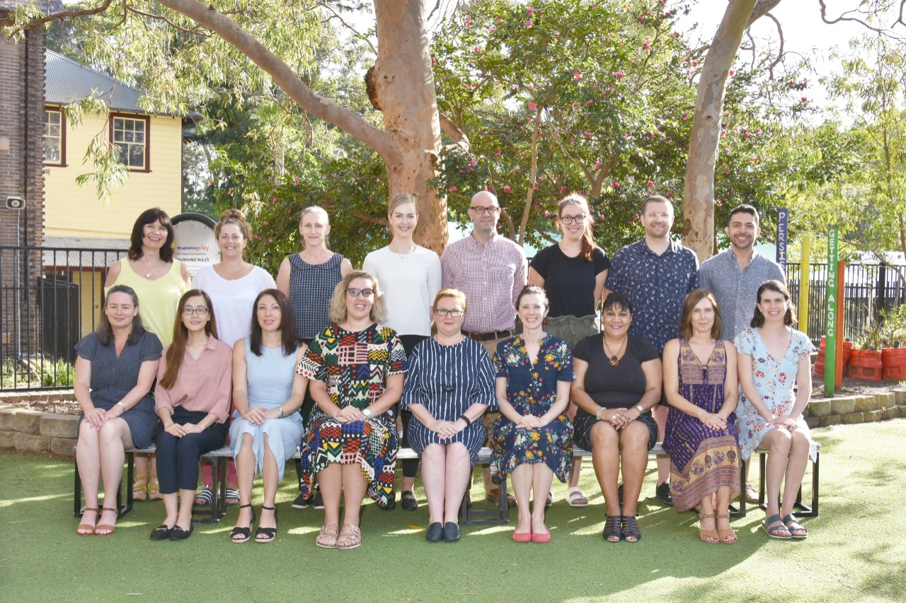 Newtown North Public School Staff